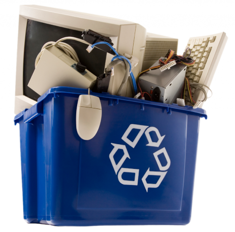 Foto 1 de A. Reciclar é Renovar - Recolha, Reciclagem e Destruição Gratuita de Papel, Documentação, REEE e Sucatas Informáticas