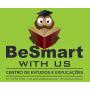 Logo Be Smart With Us, Loures - Centro de Estudos e Explicações