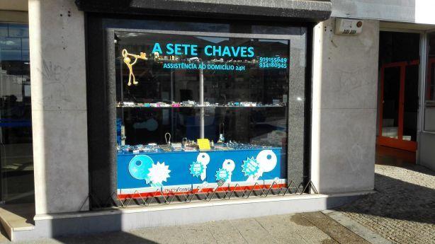 Foto 2 de A Sete Chaves - Chaves, Fechaduras e Comandos