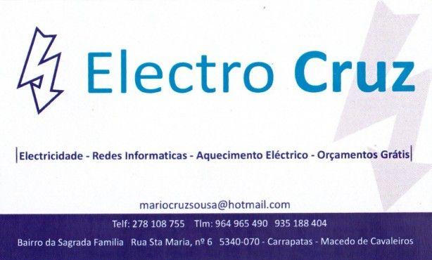Foto de electro cruz