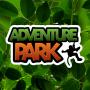 Logo Adventure Park - Parque Temático, Jamor