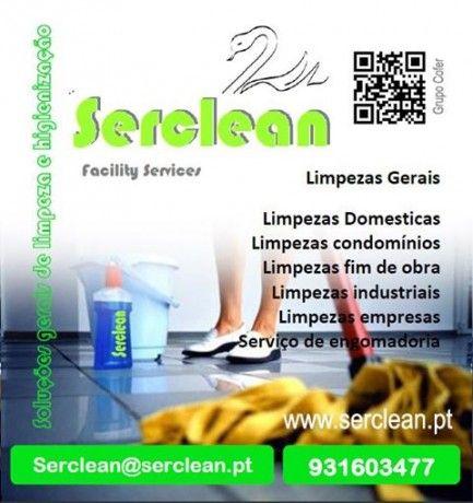 Foto 2 de Serclean, Aveiro - Serviços de Limpeza e Higienização