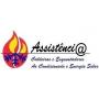 Logo Assistenci@ Técnica - Caldeiras, Esquentadores, Ar Condicionado e Energia Solar