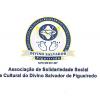 Logo Associação de Solidariedade Social e Cultural do Divino Salvador de Figueiredo