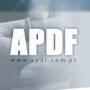 Logo APDF - Associação Portuguesa de Doentes com Fibromialgia