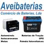 Logo Aveibaterias - Comercio de Baterias, Lda