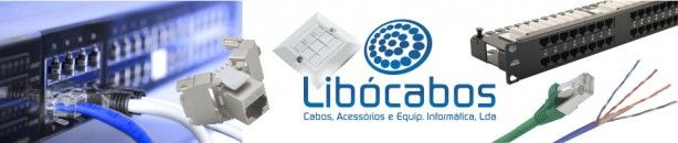Foto 2 de Libócabos - Cabos, Acessórios e Equipamento para Informática, Lda