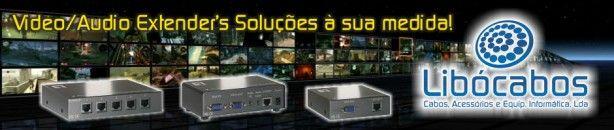 Foto 5 de Libócabos - Cabos, Acessórios e Equipamento para Informática, Lda