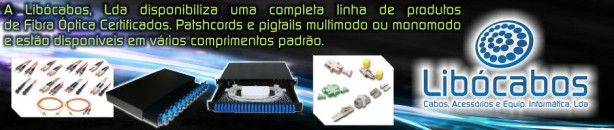 Foto 6 de Libócabos - Cabos, Acessórios e Equipamento para Informática, Lda