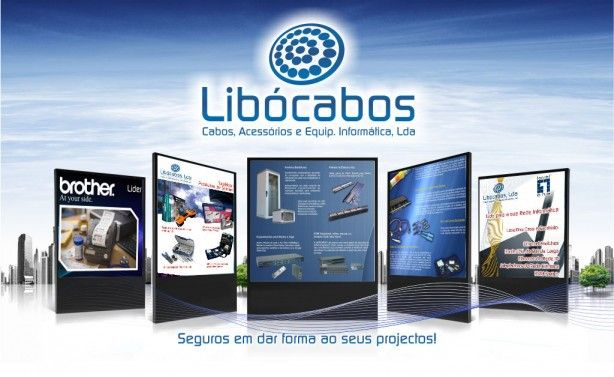 Foto 1 de Libócabos - Cabos, Acessórios e Equipamento para Informática, Lda