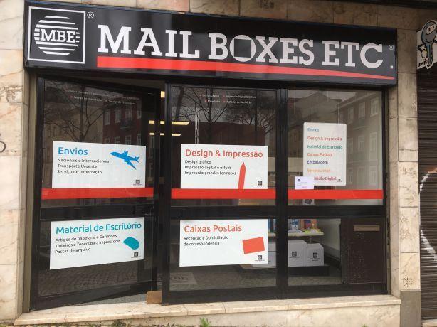 Foto 2 de Mail Boxes Etc
