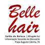 Logo Belle Hair - Salão de Beleza