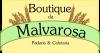 Logo Boutique da Malvarosa - Padaria e Cafetaria