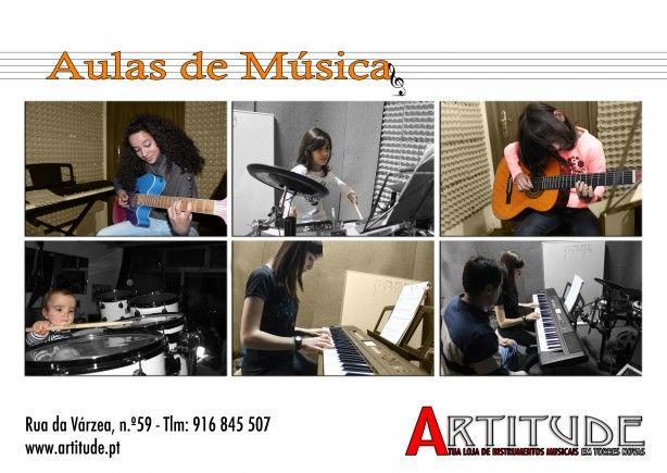 Foto 2 de Artitude - Musica Em Toda a Escala