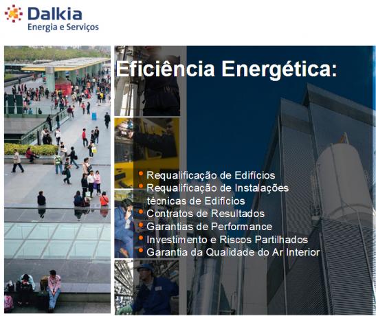 Foto 1 de Dalkia - Energia e Serviços, Porto