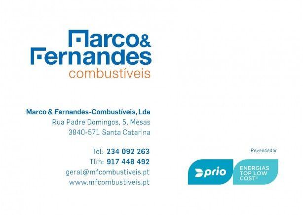 Foto de Marco & Fernandes - Combustíveis, Lda.