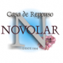 Logo Casa de Repouso Novo Lar
