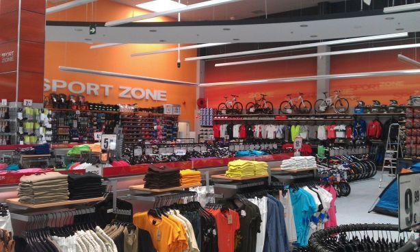 Foto 2 de Sportzone, Estação Viana Shopping