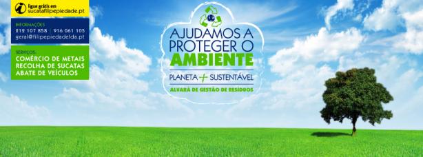 Foto 2 de Filipe Piedade Lda - Reciclagem e Comércio de Metais