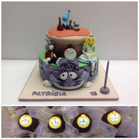 Foto 4 de Pecado dos Anjos - Cake Design
