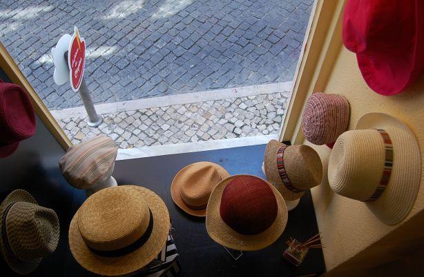 Foto 1 de A Fábrica dos Chapéus