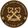 Logo Chaves de Ouro de Portugal