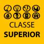 Logo Classe Superior - Reparações Urgentes, Unip. Lda