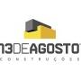 Logo Construções 13 de Agosto, Lda