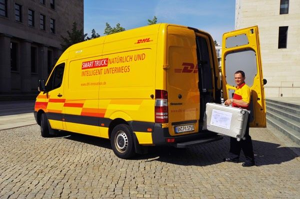 Foto de DHL Express, Coimbra