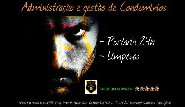 Foto 1 de SP24 - Administração de Propriedades/Condomínios, Serviços de Porteiro/Zelador e Limpezas