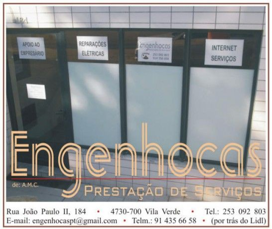 Foto de Engenhocas - Prestação de Serviços