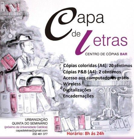 Foto de Capa de Letras