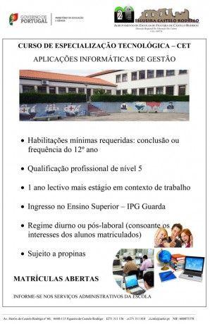 Foto 1 de Escola Secundária de Figueira de Castelo Rodrigo