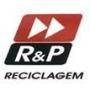 Logo R&P, Sucata Paulo Alves - Tratamento de Resíduos, Lda