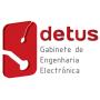 Logo detus - Desenvolvimento de Hardware e Protótipos de Electrónica