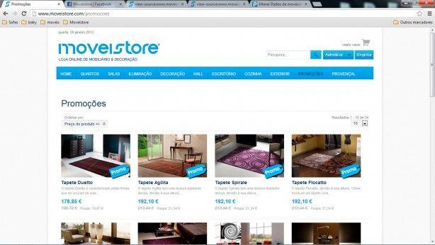 Foto 2 de moveistore.com