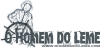 Logo O HOMEM DO LEME   Web Rádio