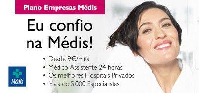 Foto 2 de Médis, Companhia Portuguesa de Seguros de Saúde, SA