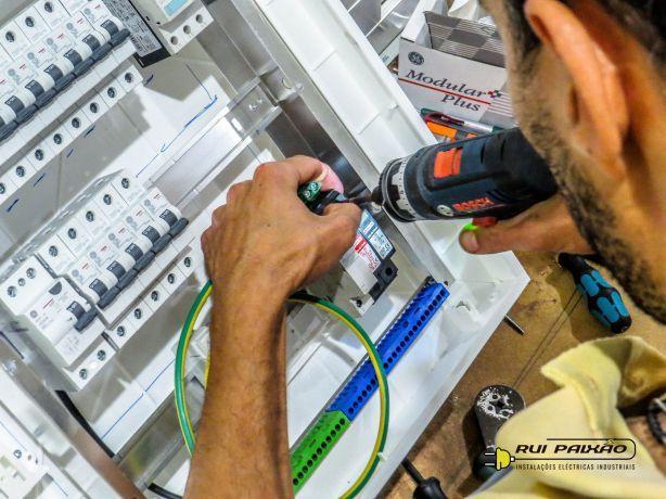 Foto 2 de Rui Paixão - Instalações Elétricas