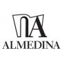 Logo Livraria Almedina, Praça da República, Coimbra