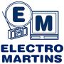 Logo Electro Martins - TecnoMartins, Lda