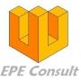 Logo EPE Consult - Engenharia/Construção