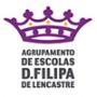 Logo Escola Básica e Secundária D. Filipa de Lencastre