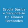Logo Escola Básica e Secundária Dr. Manuel Fernandes, Abrantes