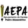 Logo Escola Secundária de Pedro Alexandrino, Póvoa de Santo Adrião