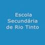Logo Escola Secundária de Rio Tinto, Gondomar