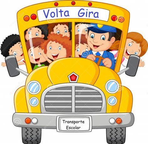 Foto 1 de Volta Gira - Transporte de crianças