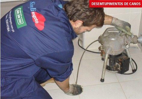 Foto 1 de Simpliesgoto - Desentupimentos e Limpesa de Fossas