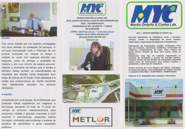 Foto 1 de MYC® Martin Orduña & Cunha, Lda