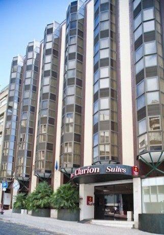 Foto 1 de Hotel Clarion Suites